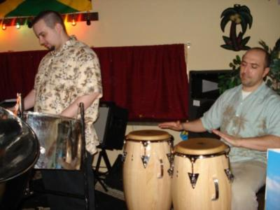 DFW Steel Drummer | Dallas, TX | Steel Drum | Photo #4