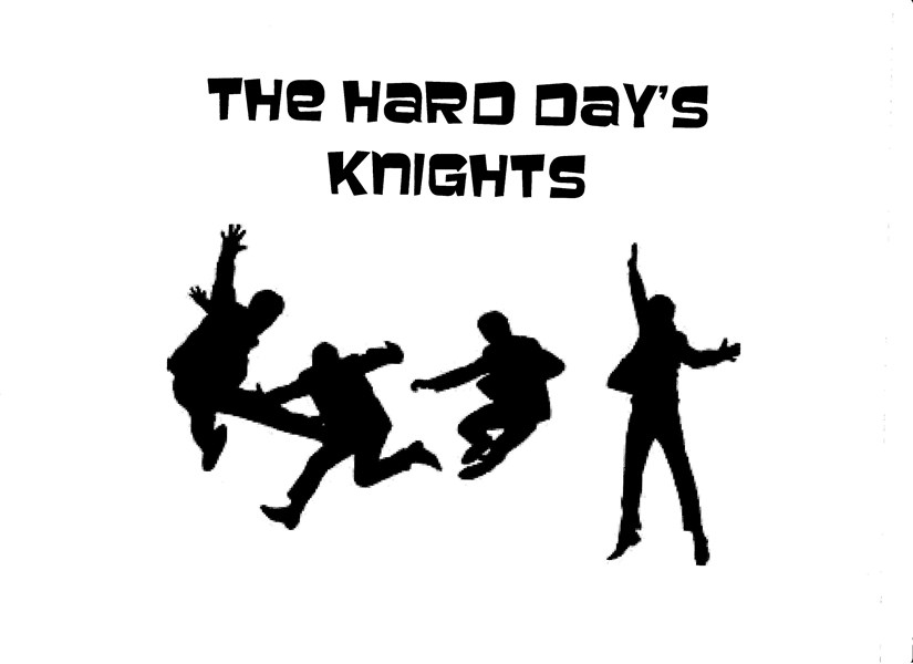 Heartache Tonight/ Hard Day's Knights