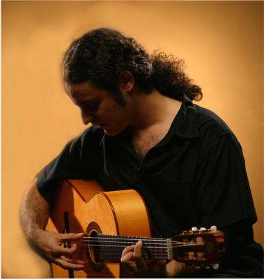 Jose Prieto | South Pasadena, CA | Acoustic Guitar | Photo #1