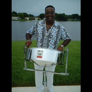 St Petersburg Reggae Singer | The Caribbean Crew Steel Drum Player
