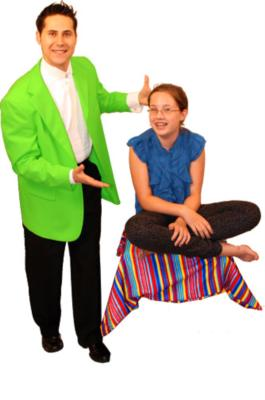 Amazing Kidshow Magician: Domino The Great | Danbury, CT | Magician | Photo #1