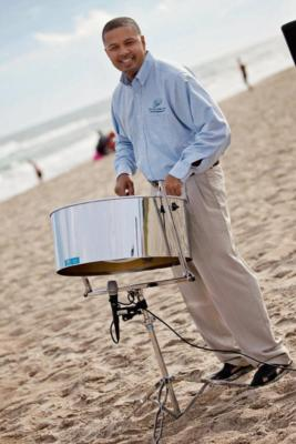 Hear Steel Drums Play By Minsky Delmonte | Charlotte, NC | Steel Drum | Photo #1