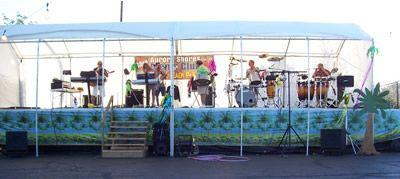 HappyMon Band | Warren, OH | Beach Band | Photo #5