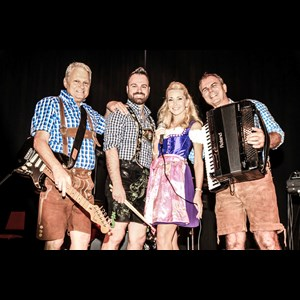 Resaca Polka Band | The Europa Band - German/International Power Trio+