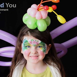 West Granby Face Painter | Painted You