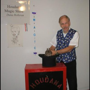 New Hampshire Magician | Houdana