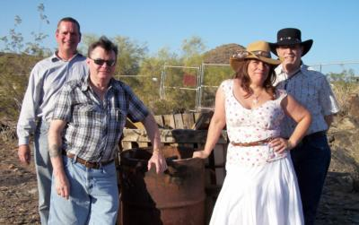 Cottonwood Stash | Phoenix, AZ | Country Band | Photo #19