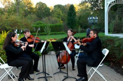 Anthem Strings | Ann Arbor, MI | Classical Quartet | Photo #1
