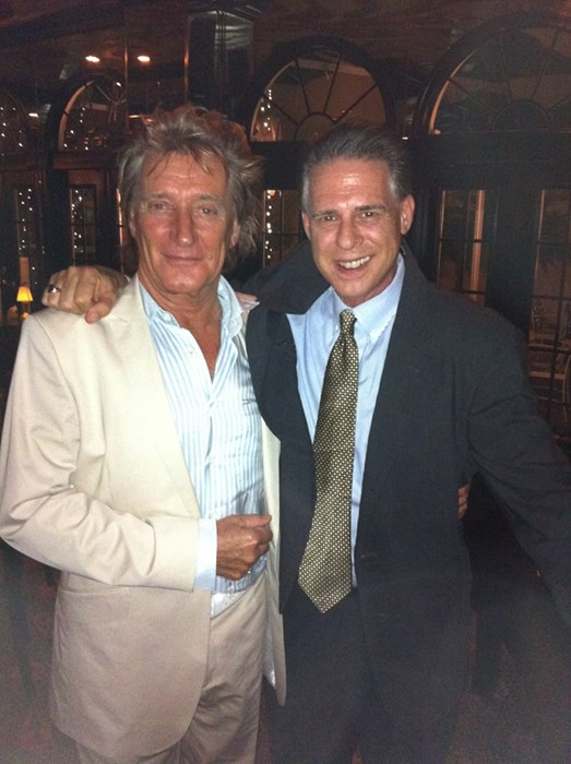 Rod Stewart is a GREAT Guy!