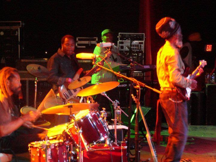 Ras Danny&the Reggae All Star Band