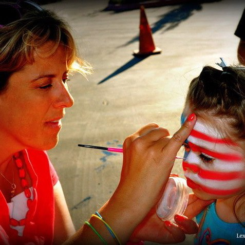 Just For Fun Art - Face Painter - Sacramento, CA