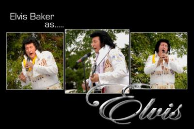 Elvis Aaron Baker | Hamilton, ON | Elvis Impersonator | Photo #5