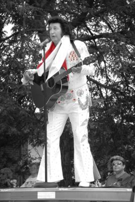 Elvis Aaron Baker | Hamilton, ON | Elvis Impersonator | Photo #2