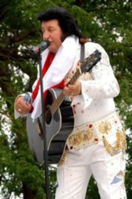Elvis Aaron Baker | Hamilton, ON | Elvis Impersonator | Photo #3