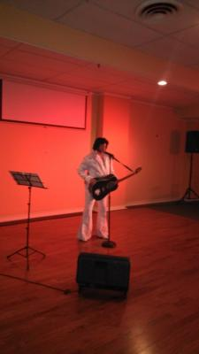Elvis Aaron Baker | Hamilton, ON | Elvis Impersonator | Photo #19