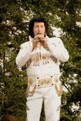 Elvis Aaron Baker | Hamilton, ON | Elvis Impersonator | Photo #1
