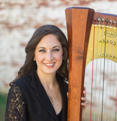Lauren C. Sharkey - Harpist - Rocklin, CA