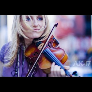 Virginia Beach Jazz Violinist | Roswitha aka Queen Rose