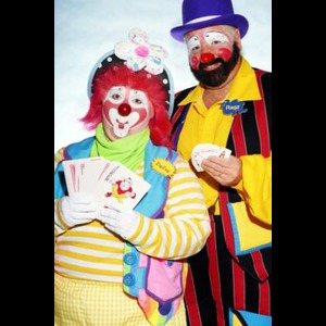 Ferndale Singing Telegram | Zig Zag & Ragz Z Clowns