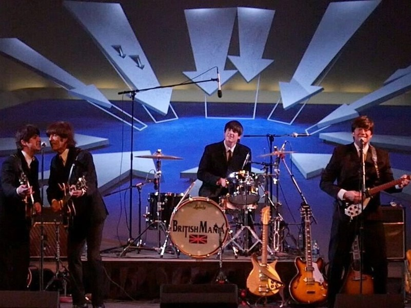 Britishmania Beatles Tribute - Beatles Tribute Band - Los Angeles, CA