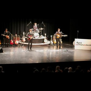 Villa Park Beatles Tribute Band | Britishmania