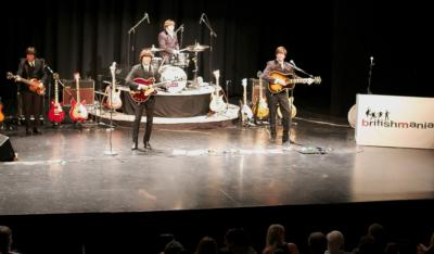 Britishmania | Los Angeles, CA | Beatles Tribute Band | Photo #1