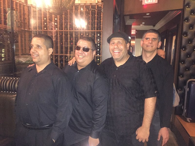 Los Ciegos Del Barrio - Latin Band - New York City, NY