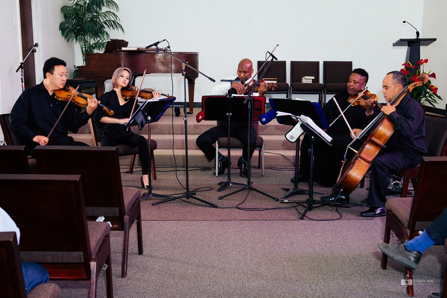 The Ocdamia Strings - Classical Quartet - Los Angeles, CA