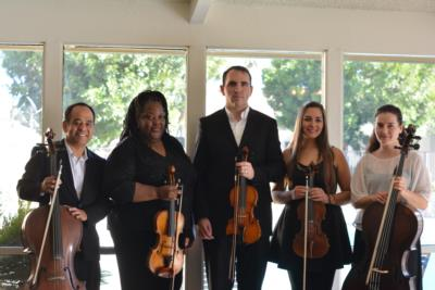 Ocdamia Strings | Anaheim, CA | Classical String Quartet | Photo #1