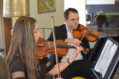 Ocdamia Strings | Anaheim, CA | Classical String Quartet | Photo #7