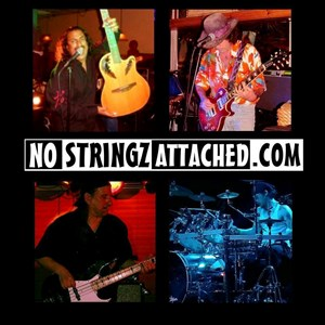 Alexandria Rock Band | Moe Stringz & No Stringz Attached