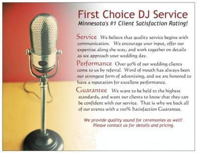 First Choice DJ Service / Matt Kotefka | Saint Paul, MN | DJ | Photo #25