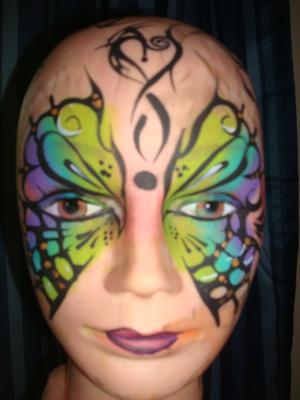 Face Works Events | Owings Mills, MD | Face Painting | Photo #5