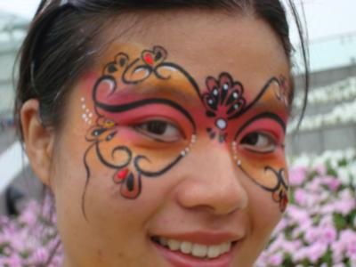 Face Works Events | Owings Mills, MD | Face Painting | Photo #9