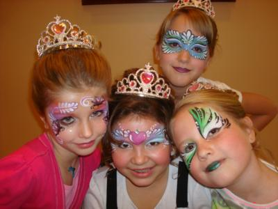 Face Works Events | Owings Mills, MD | Face Painting | Photo #14
