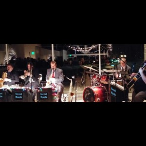 Spokane Jazz Musician | SWEET MUSIC BAND