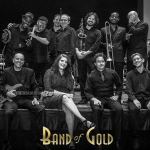 Toccoa 50s Band | Band Of Gold