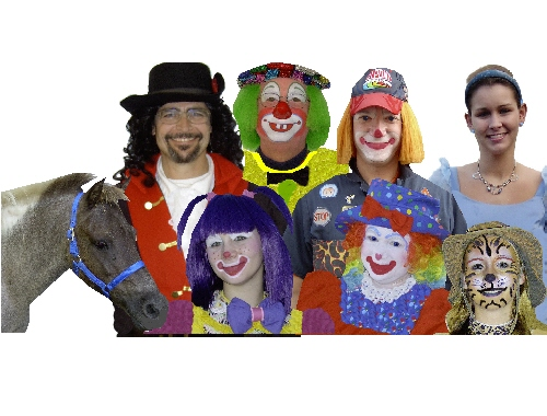 Daisy's Clowns & Entertainers - Clown - Knoxville, TN