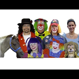 Knoxville Clown | Daisy's Clowns & Entertainers