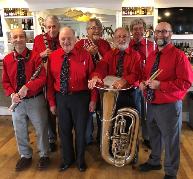 Riverboat Stompers - Dixieland Band - Boston, MA
