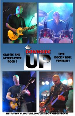 Downside Up - Classic Rock For Your Event | Springfield, OR | Classic Rock Band | Photo #2