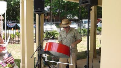 Jeff Kershner | Marietta, GA | Steel Drum | Photo #2