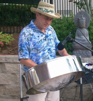 Jeff Kershner | Marietta, GA | Steel Drum | Photo #1