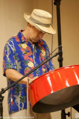 Jeff Kershner | Marietta, GA | Steel Drum | Photo #4