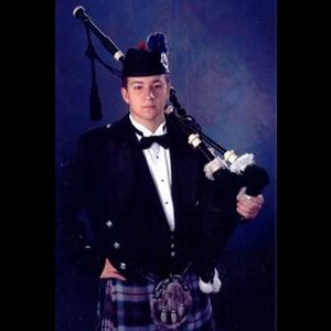 Clayton Lake Bagpiper | John Daggett, Jr