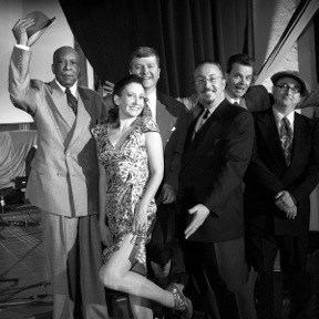 White Dance Band | Boilermaker Jazz Band