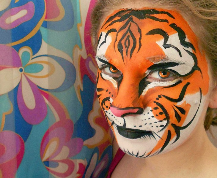 Missi Allen - Face Painter - Schuylkill Haven, PA