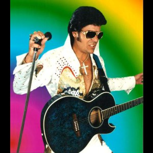 Junction City Elvis Impersonator | David Elvis Lomond