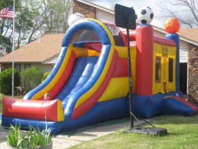 Joyful Jumps Inflatable Party Rentals | Coweta, OK | Bounce House | Photo #4