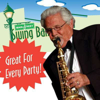 Main Street Swing Band | San Bernardino, CA | Big Band | Photo #7